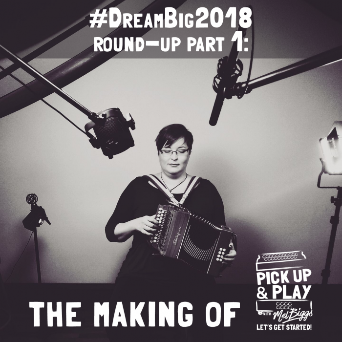 DreamBig2018 part 1 feature