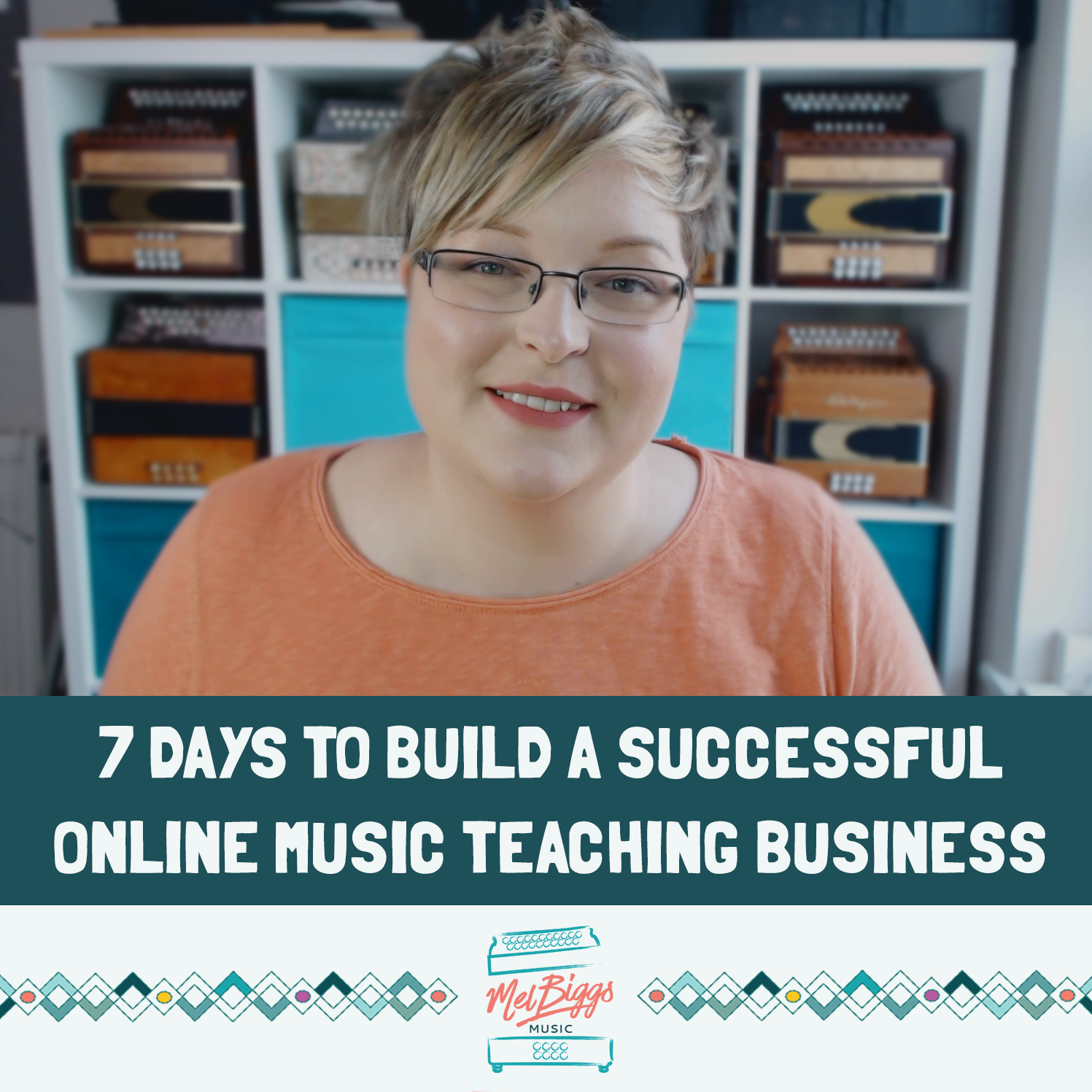 7 Days to Build a Successful Online Music Teaching Business