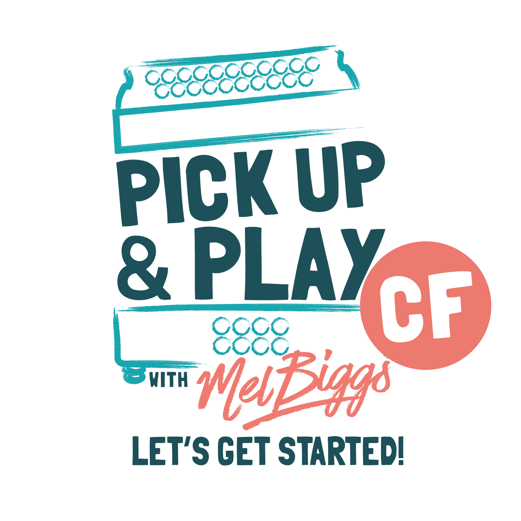 Pick Up & Play with Mel Biggs: Let's Get Started! CF Melodeon/Diatonic Accordion Online Course